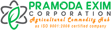 Pramoda Exim Corporation Logo