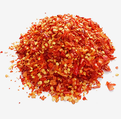 Chilli Flakes - Crushed Red Pepper Flakes Exporters in India
