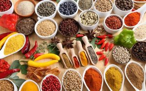 Satural Food Additives - Spices