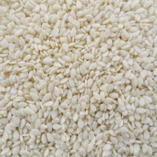 Bulk Order Online White Sesame Seeds from India
