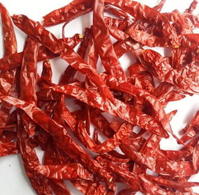 S 273 Chilli - Wrinkled Red Chilli Exporters India