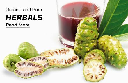 Herbals Banner - Pramoda Exim Corporation