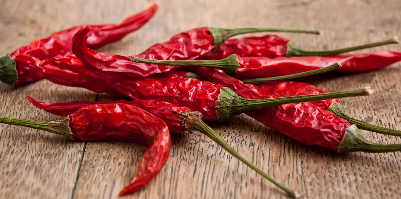 Types of Indian Chillies