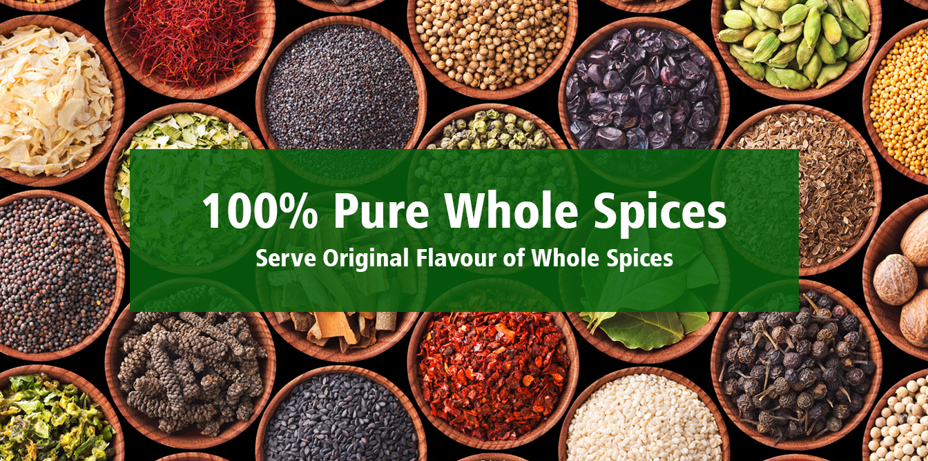 Whole Spices in India
